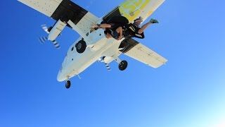 Skydive Dubai | The Palm Jumeirah | Tandem Beginner's Jump