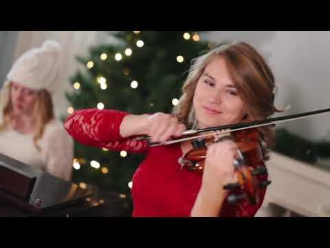 Carol of the Bells (Violin and Piano Cover) Taylor Davis & Lara de Wit