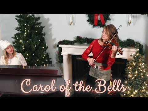 Carol of the Bells (Violin and Piano Cover) Taylor Davis & Lara de Wit