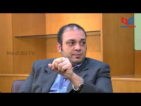 Talk By  Dr  Raghavendra Prasad On Medibiz TV