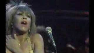 Tina Turner -Crazy In The Night (Live Nice N' Rough 1982)