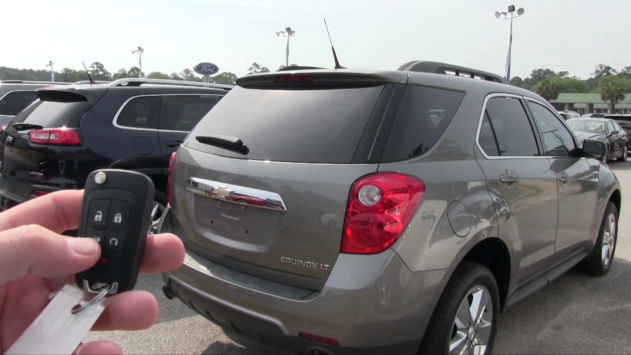 2012 Chevrolet Equinox 2LT | Walkaround For Sale Review At Marchant Chevy    May 2017