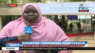 President Uhuru attends counter- terrorism conference at UN offices
