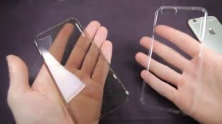 Чехол Deppa Pure Case для iPhone 6/6s с нанесением Hard coating