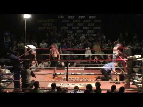 Pratet Sor Thanikul Vs Steve Wills WBO Oriental Li...