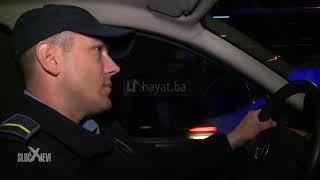 SX: NOŽEM NASRNUO NA POLICAJCA U BANJALUCI, A KADA JE UHAPŠEN POLICIJI REKAO: 'JA VAS VOLIM'