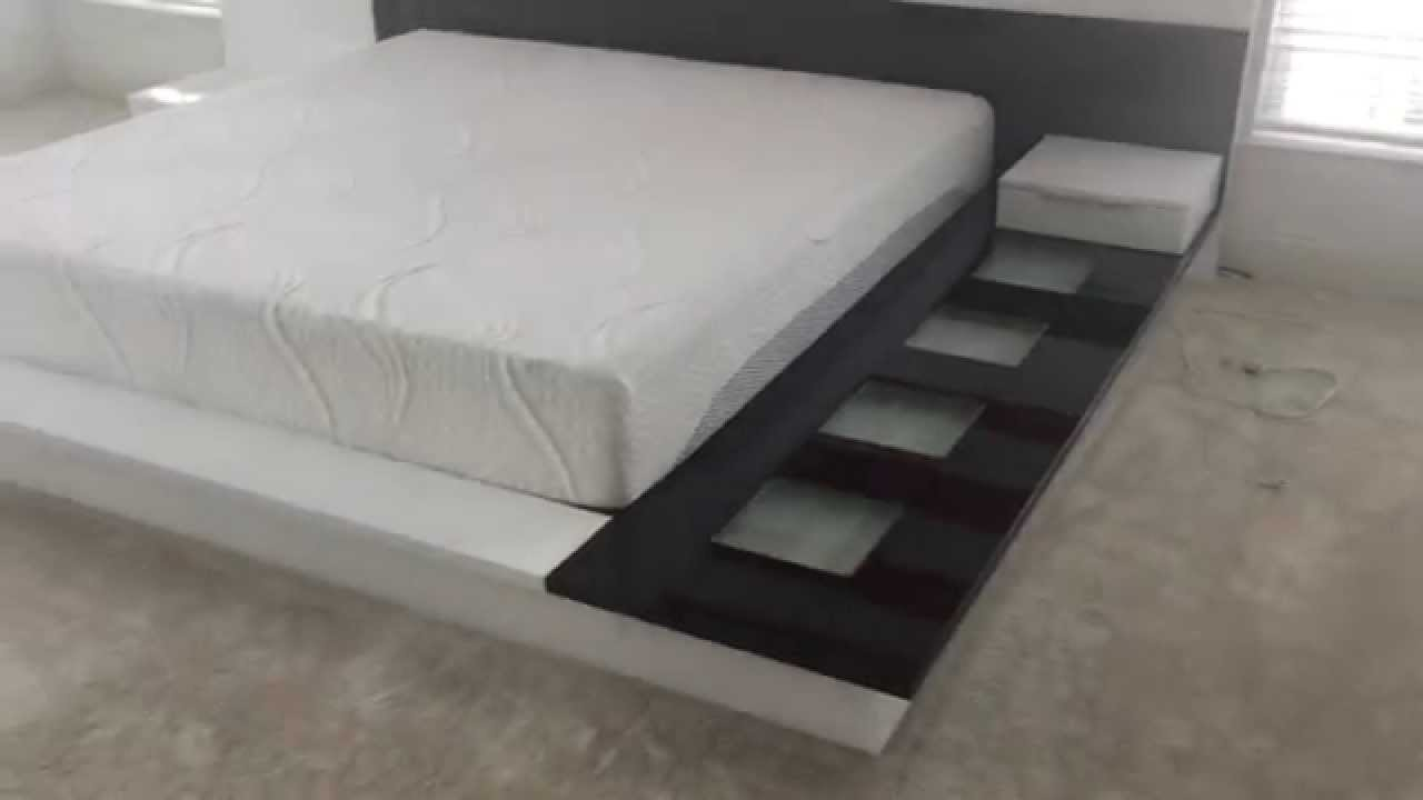 impera modern platform bed assembly service in dc md va by furniture assembly experts llc youtube