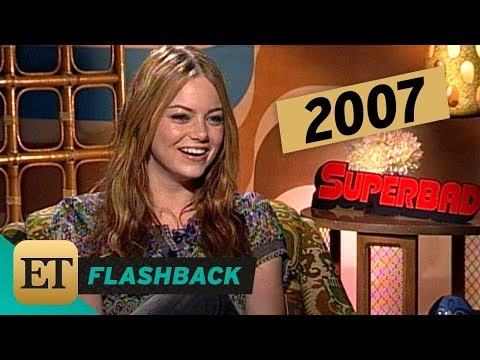Download Youtube: FLASHBACK: 'Superbad' Turns 10! Why Emma Stone Had 'So Much Fun' Kissing Jonah Hill