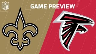 Saints vs. Falcons | Around the NFL Podcast | Week 17 Previews