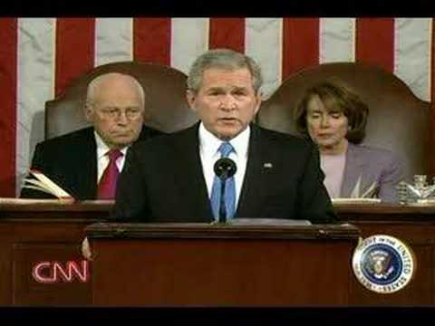 state of the union address 2003 essay The president's state of the union address: tradition, function, and policy implications congressional research service summary the state of the union address is a communication between the president and congress in which.