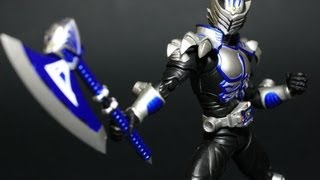 Toy Review: S.H. Figuarts Kamen Rider Tiger (Taiga)