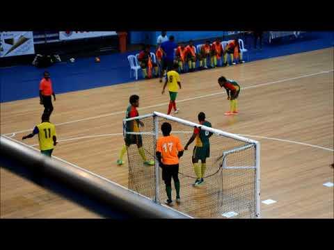 Gantimak Futsal 8 vs 2 USP Vanuatu