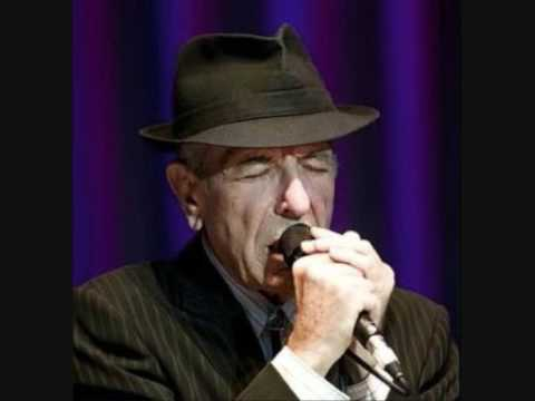 LEONARD COHEN Ain't No Cure for Love