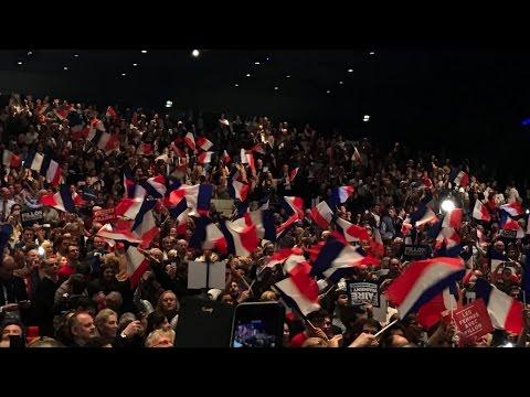 Dimanche, votez pour vos convictions ! - François Fillon au Palais des Congrès