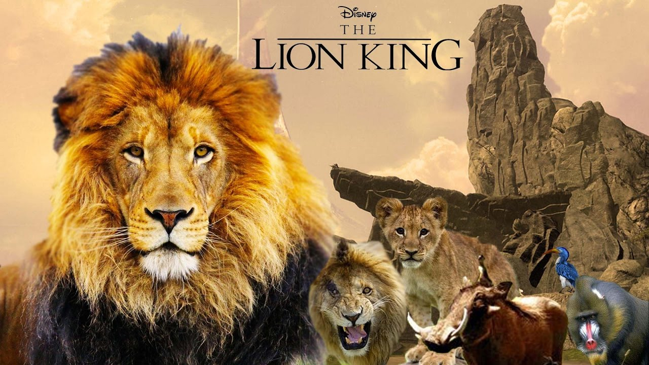 The Lion King Movie - Live Action SPOOF - YouTube