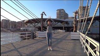 Русские туристы в Албании. Тур по Восточной Европе