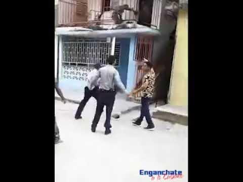 En Holguín un hombre asesinó a su esposa ante la mirada de los vecinos y la policía