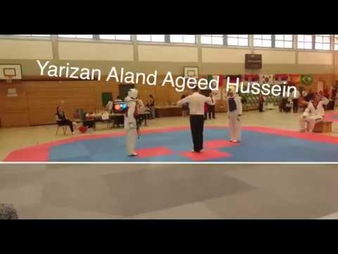Taekwondo Turnier In Essen 8/7/17