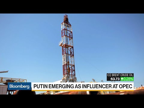 Putin Emerges as OPEC's Most Influential Player