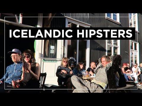 Living in Iceland - Week 25: Meet The Icelandic Hipsters | Sonia Nicolson