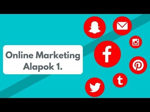 Online Marketing Alapok Kurzushét #1 – Mérések