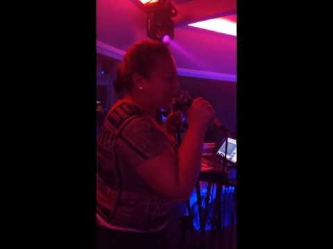 Music heart duo jamming with Carla Estrada