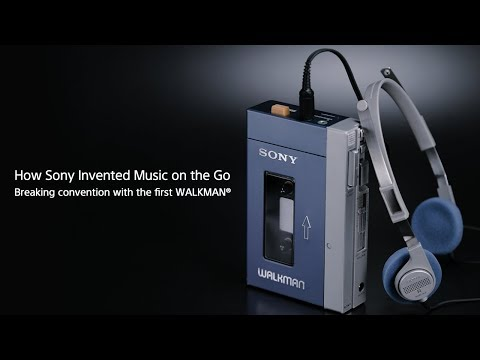 Sony Launches 40th Anniversary Walkman At IFA, But It Does