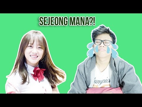 "I.O.I ""WHATTA MAN"" MV REACTION | SEJEONG MANA?!!!"