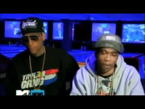 Curren$y and Wiz Khalifa (Funniest Interview)