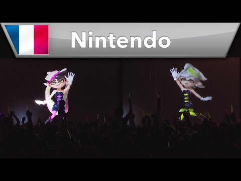 Splatoon - Concert des Calamazones à la Japan Expo 2016