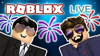 🔴 Ben and Dad Live! | Roblox | Jailbreak and MeepCity