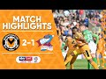 Newport County v Scunthorpe United highlights