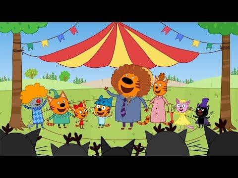 О цирке мультфильм