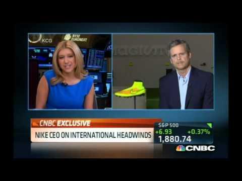 CEO Analysis: Mark Parker Nike, Inc.
