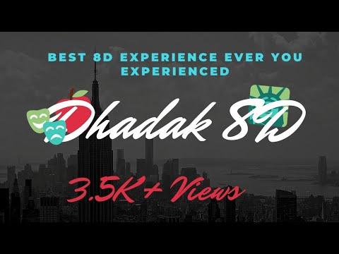 Download Lagu  8D Pehli Baar | Dhadak | Ishaan & Janhvi | Ajay Gogavale Mp3 Free