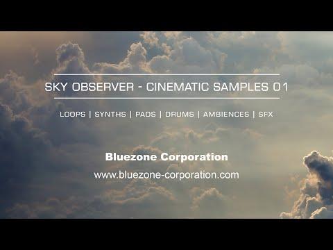 Sky Observer Cinematic Samples 01 - Sound Library