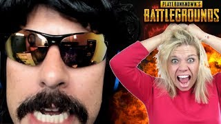 DrDisRespect gets Donation from an Angry Mom and Funny Moments on PUBG