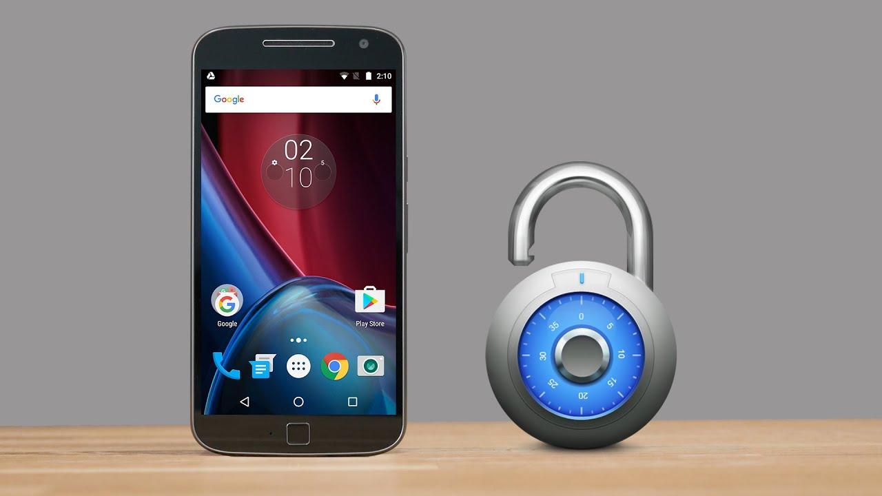 How to Unlock a Moto G4! - YouTube