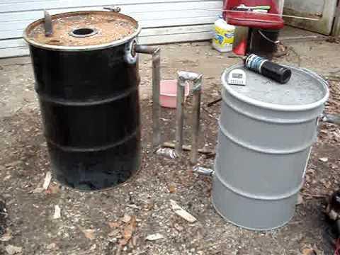 Wood Gas Generator >> Wood Gas Generator Youtube