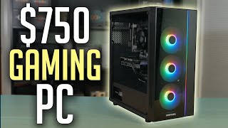$750 Gaming PC Build Guide! | January 2020