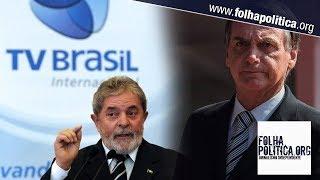 Funcionários da TV Brasil e EBC apagam posts contra Bolsonaro de suas redes sociais