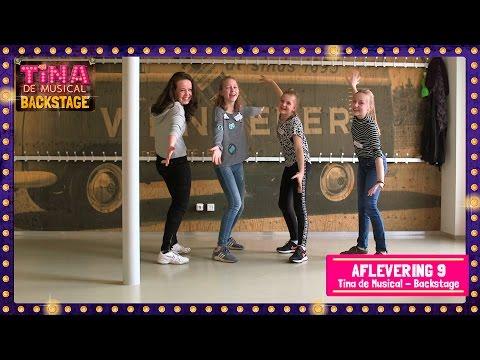 Tina de Musical - Backstage | Afl. 9 | Schiedam | Tina