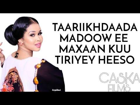 Download UGBAAD ARAGSAN 2021 | MAXAAN KUU TIRIYEY HEESO | HEES CUSUB