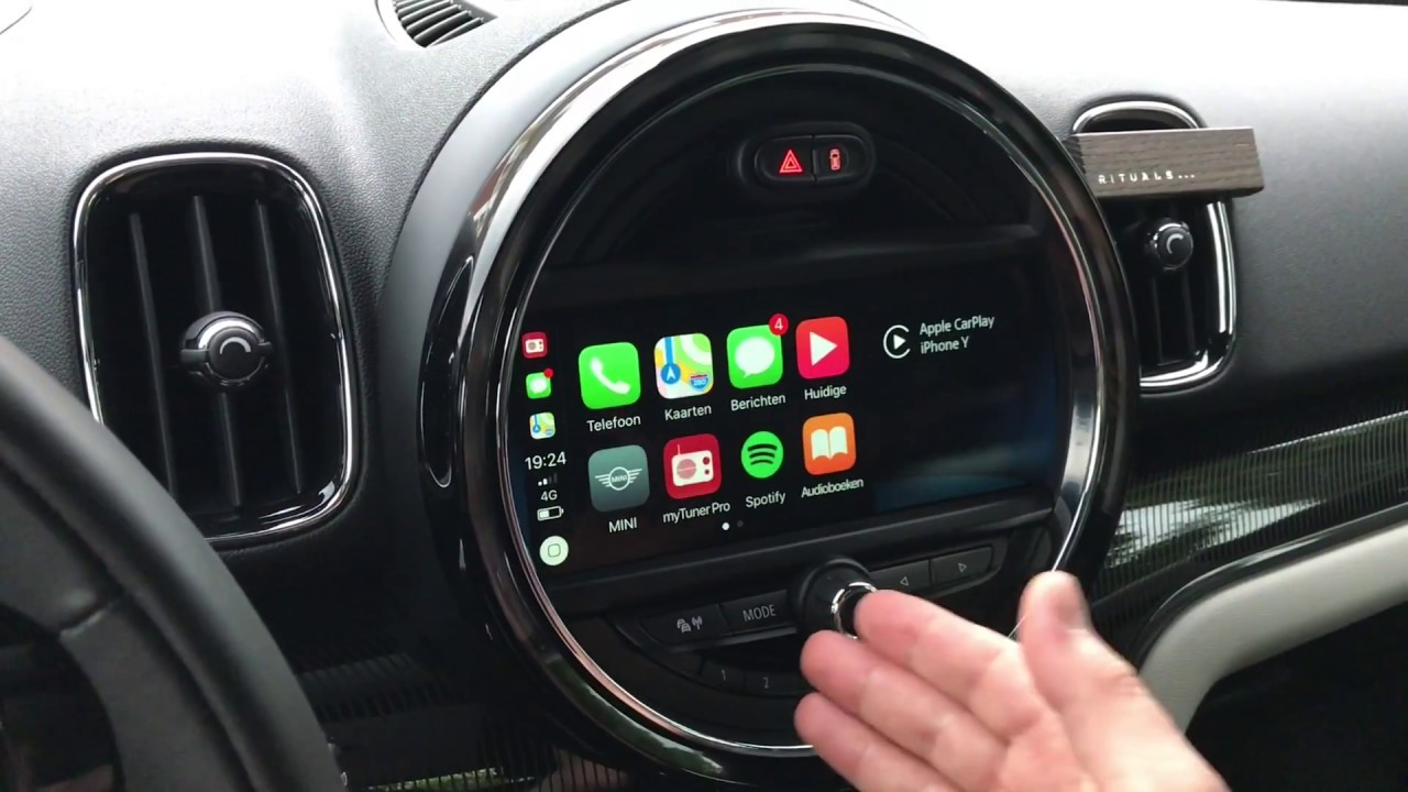Code Apple Car Play | Page 2 | Mini Cooper Forum