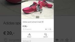 Hoe plaats je een advertentie van de marktplaats app naar SeePay.nl