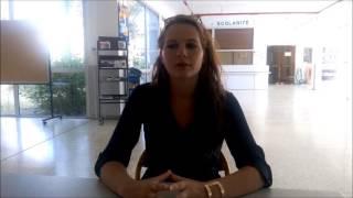 Les étudiants de l'IUT de Montpellier témoignent sur le Certificat Voltaire