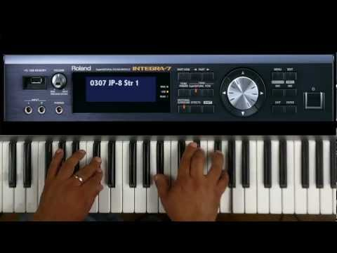 Roland Integra-7 Sound Examples - JV-1080 Patches part 4