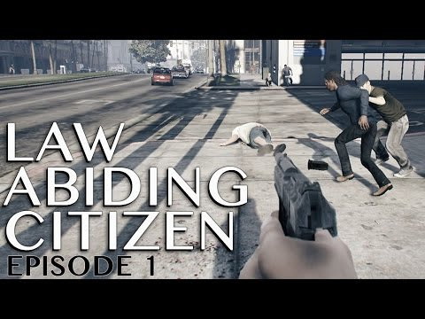 Law Abiding Citizen, Ep. 1 (Feat. Justin McElroy & Russ Frushtick): Grand Theft Auto 5