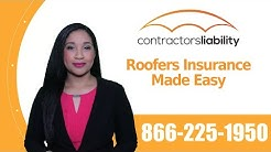 Roofers Insurance Made Easy