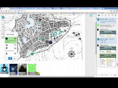 D&D DDEX 2-1: City of Danger - 2 / 3